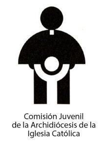 Logotipo Comisión Juvenil de la Archidiócesis de la Iglesia Católica