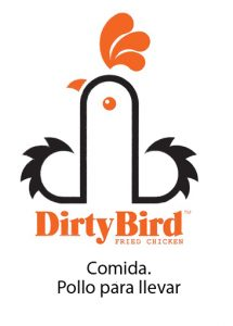 Logotipo Dirty Bird