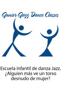 Logotipo Junior Jazz Dance Classes