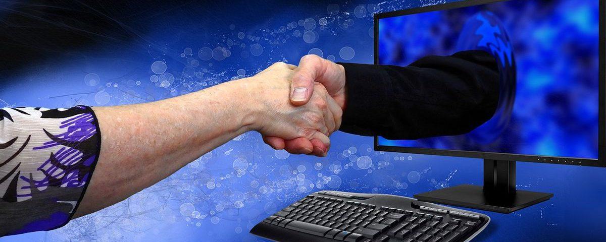 imagen de comunicación online