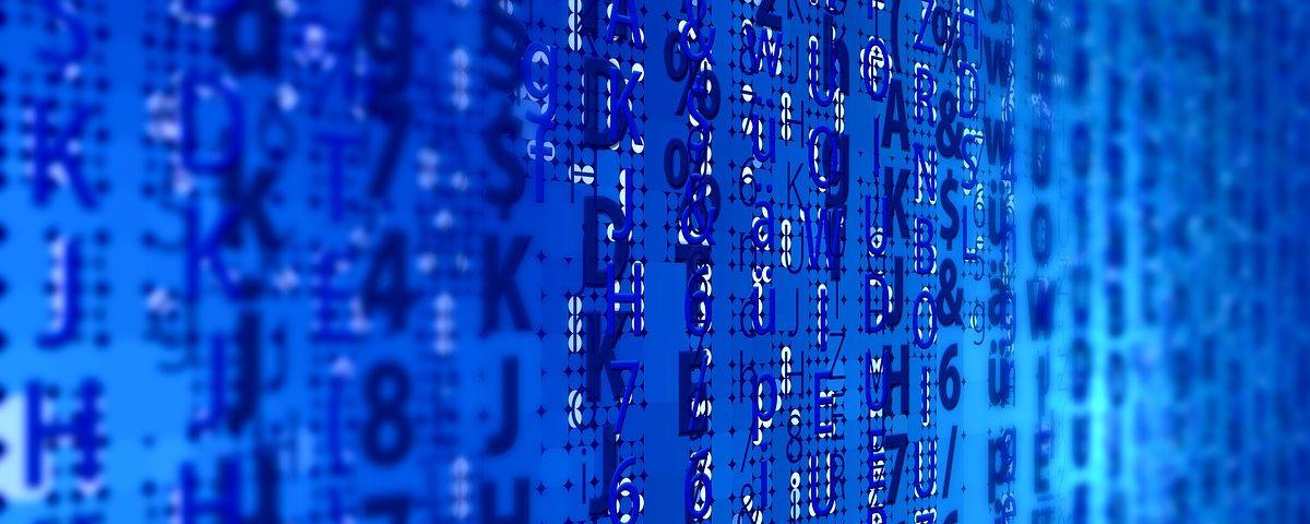 imagen de datos informáticos