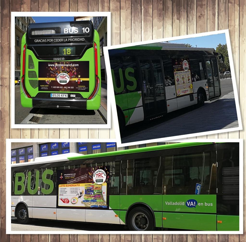 Autobús Pirotecnia