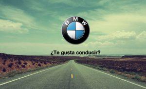 slogan BMW Te gusta conducir