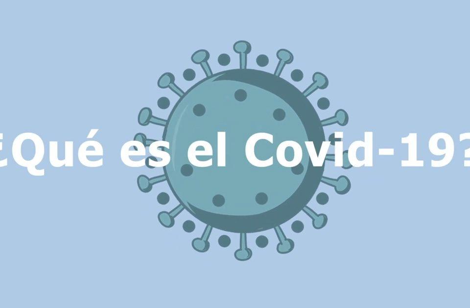 cabecera análisis del video del covid-19