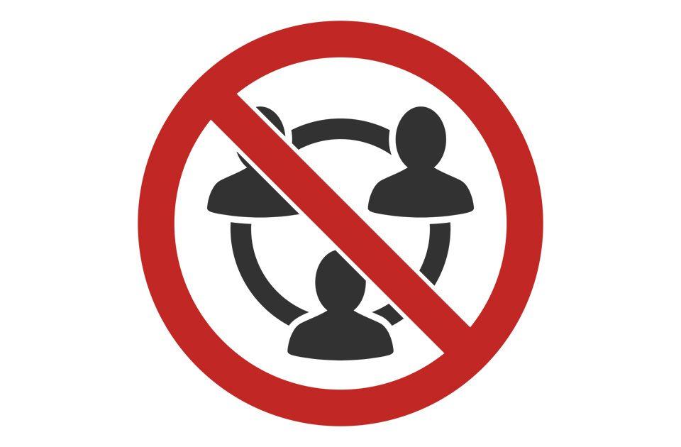 qué no debemos hacer en redes sociales