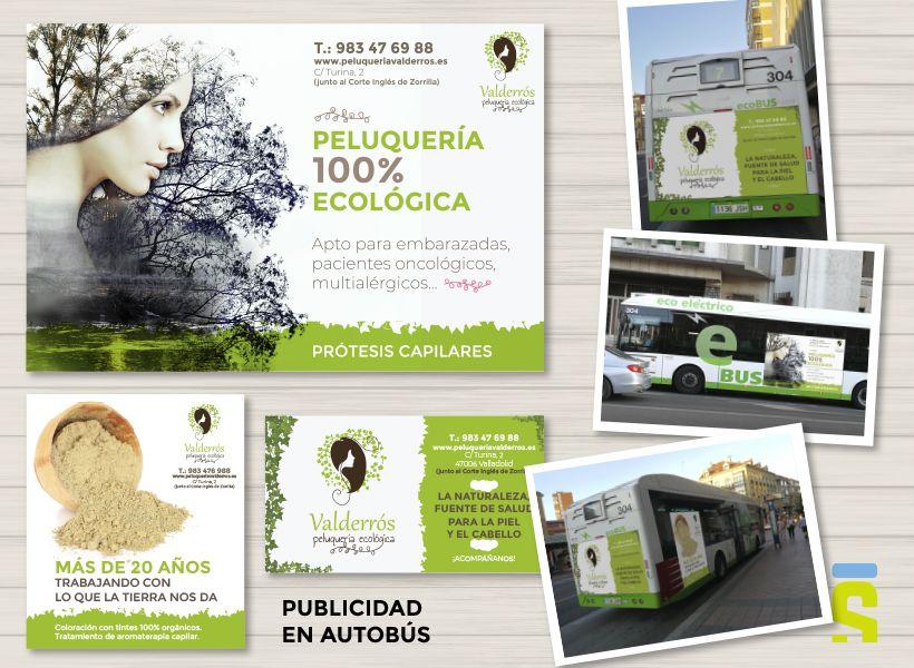 autobús Peluquería Valderrós
