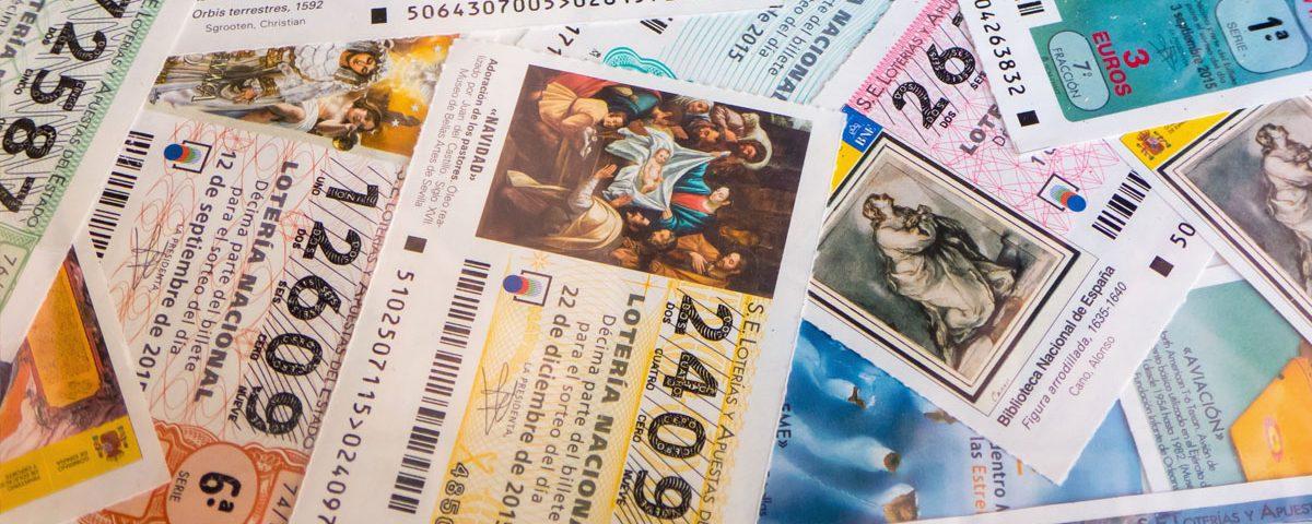 Imagen post anuncio lotería de navidad