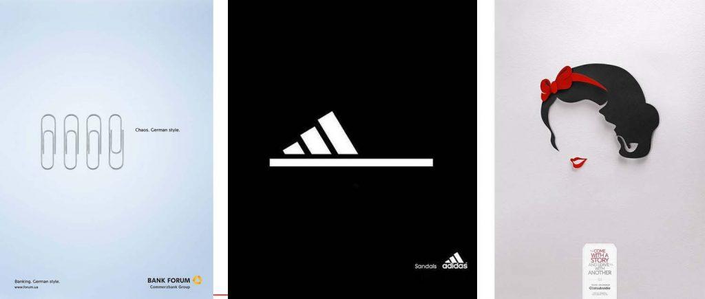 Ejemplos de minimalismo