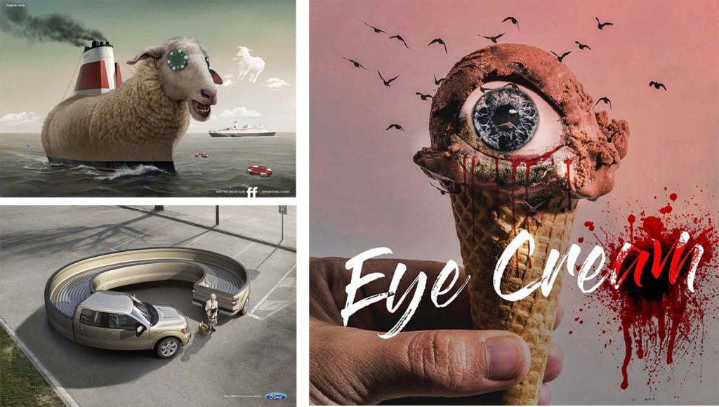 Ejemplos de surrealismo