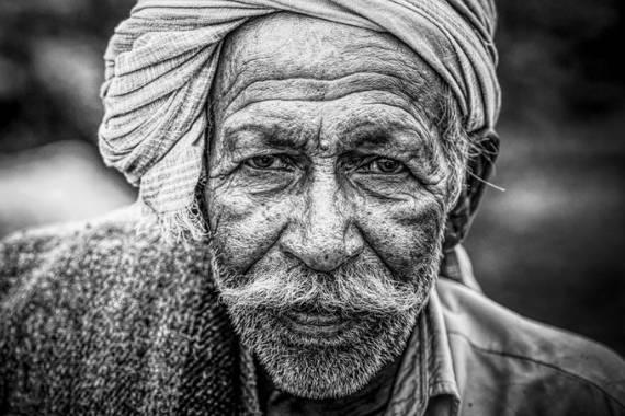 tipos de fotografía: retrato